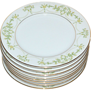 Fine China of Japan Granada Set of 4 Bread & Butter Plates ~ 2 Sets Available