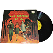 1969 Disneyland The Wizard of Oz LP Record