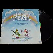 1979 The Muppet Movie Original Soundtrack LP Record