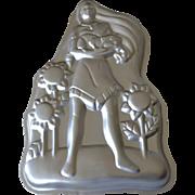 1995 Wilton Disney Pocahontas Large Aluminum Cake Pan