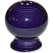 Fiesta Ware RETIRED Plum Single Salt or Pepper Ball Style Shaker