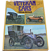 1974 Veteran Cars Hardcover Book by F. Wilson McComb