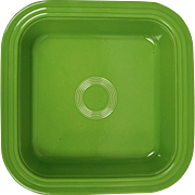 Fiesta Shamrock Green Square Baking Pan / Dish