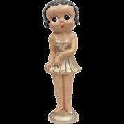 Circa 1930s Rare Betty Boop Large Plaster Advertising Display