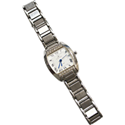 Klaus - Kobec Ladies Charisma Genuine Diamond Swiss Quartz  Wrist Watch with Calendar Date