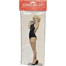"Marilyn Monroe ""STAND-ME-UP!"" Cutout"