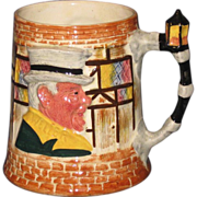 Lancaster & Sandland Dickens Character Mug, Sam Weller and Sairy Gamp