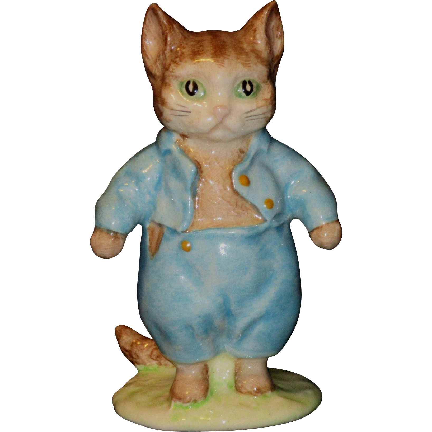 Beatrix Potter's Tom Kitten, Figurine by Beswick