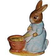 Beatrix Potter's Cecily Parsley, Figurine by Beswick