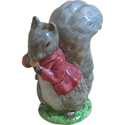 Beatrix Potter Timmy Tiptoes Figurine by Beswick