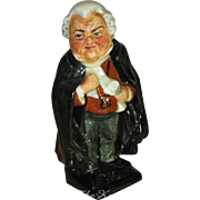 Royal Doulton Dickens Figurine, Fuzbuz, The Pickwick Papers