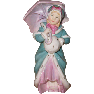 Royal Doulton Figurine, Miss Muffet