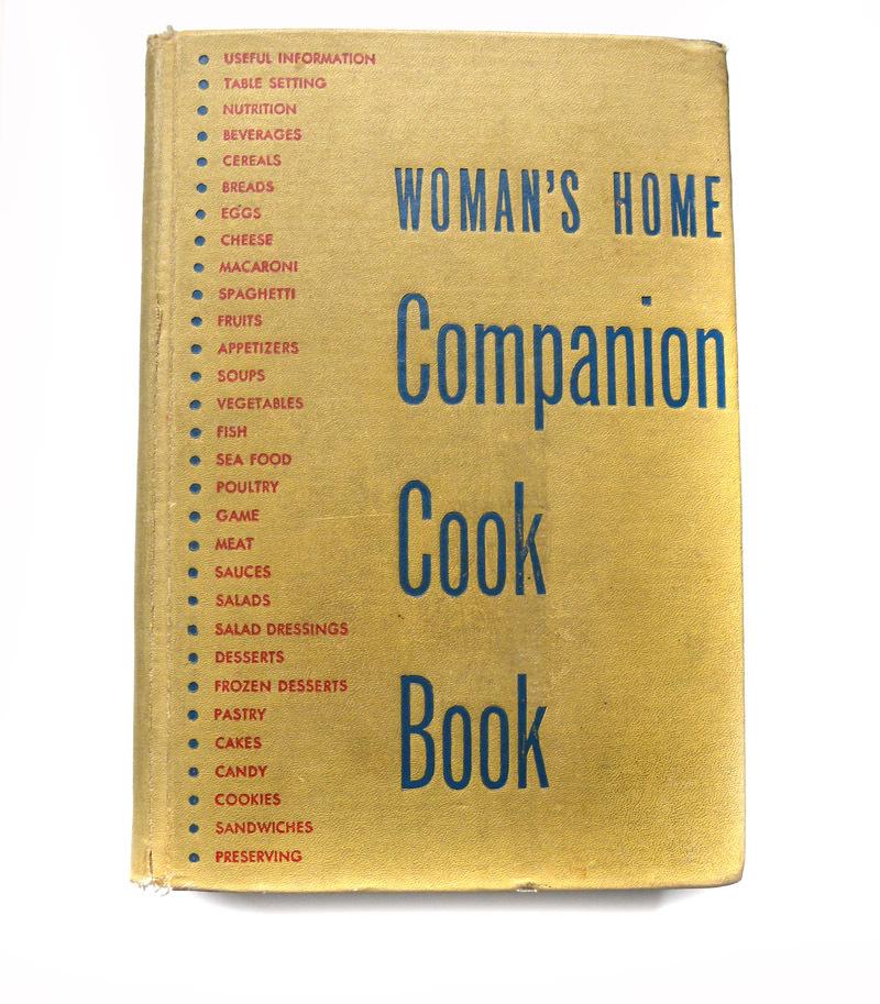 Woman S Home Companion Cookbook
