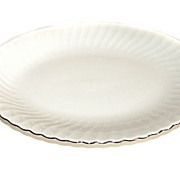 "Syracuse China SILHOUETTE Wedding Ring Meat Platter 14 1/4"" RETIRED"
