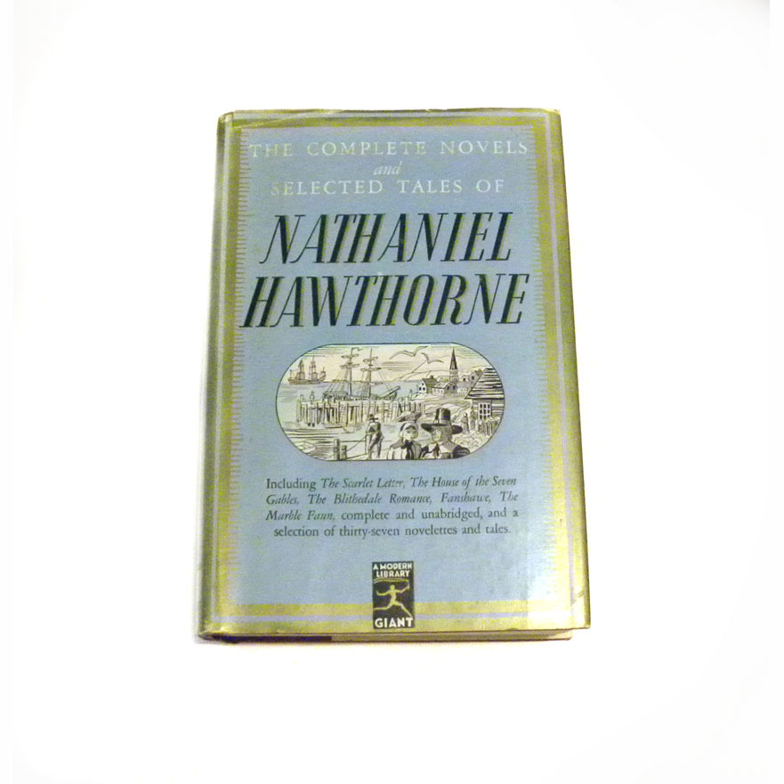 The Complete Novels And Selected Tales Of NATHANIEL HAWTHORNE 1937