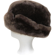 Cossack Style Men's Faux FUR Hat Wigens Sweden