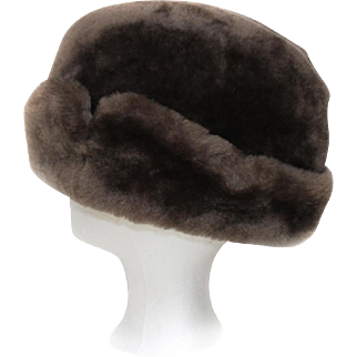 Cossack Style Men's Faux FUR Hat Wigens Sweden