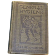 The Study of General Hygiene Textbook BOOK 1913