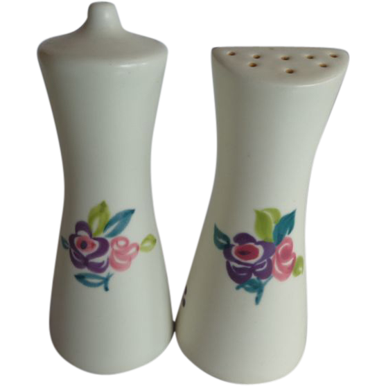 Poole Pottery Salt & Pepper Shakers