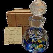 For Marilyn William Manson SNR Marigolds Perfume Bottle 1999 #16/50