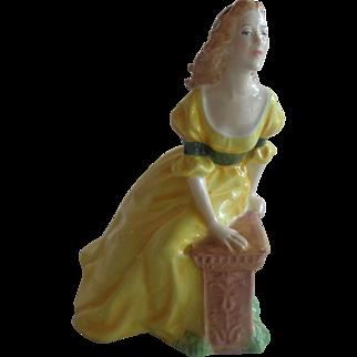 Royal Doulton Figurine Judith HN 2278 Artist Signed Retired