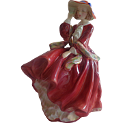 Royal Doulton Figurine Top O' The Hill  HN 1834  L Harradine Design