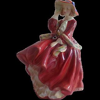 Royal Doulton Figurine Top O' The Hill  HN 1834  L Harradine Design