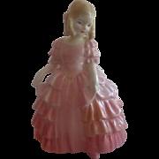 Royal Doulton Figurine Rose HN 1368  L Harradine Design