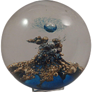 Selkirk Glass Paperweight Tempest 1982 202/500