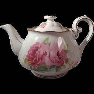Royal Albert Tea Pot American Beauty England