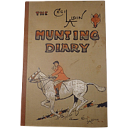 Cecil Aldin The Hunting Diary 1935-1936