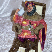 "Royal Doulton ""The Foaming Quart"" 5-5/8"" Figurine HN 2162"