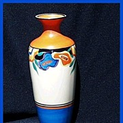 Clarice Cliff  Deco Fantasque Garland Vase 1929