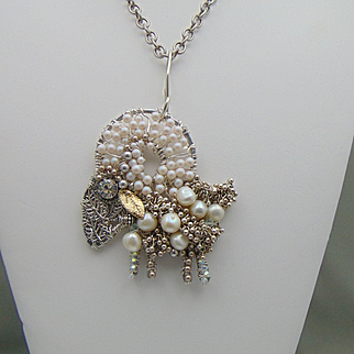 Aries Ram Necklace