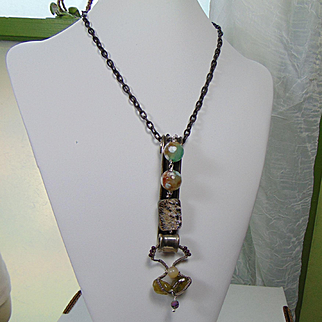 Re-purposed Me Necklace