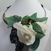 Rock Paper Steel Necklace