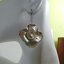Brutilist Sterling Silver Earrings on Niobium Ear Wires