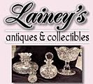 Lainey's Antiques & Collectibles logo