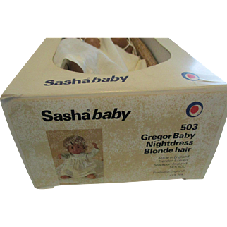 Sasha Sexed Boy Baby