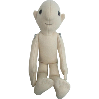 R John Wright First Doll Replica