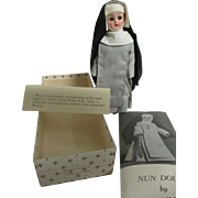 Nun Doll Sister of the Order of St. Anne, Episcopal Church
