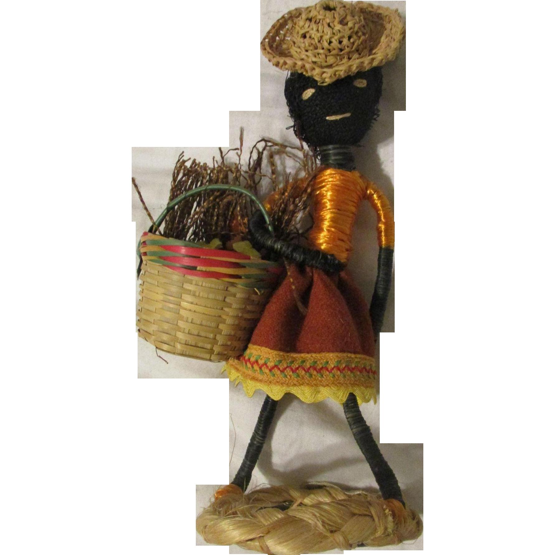 """7"""" Venezuela Doll"""