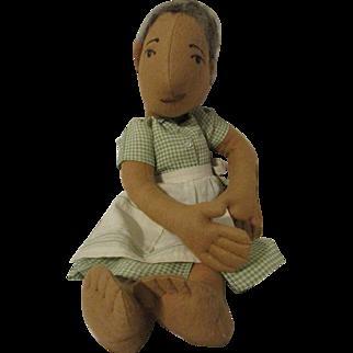 Early R John Wright Floppy Hillbilly Doll