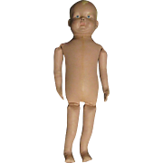 "30"" Martha Chase Hospital Boy Doll"