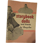 Nancy Ann Storybook Doll 24 page booklet