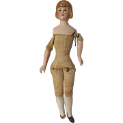 "6.25"" German Doll Housedoll 695"