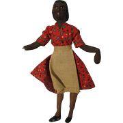 Black Doll House Doll
