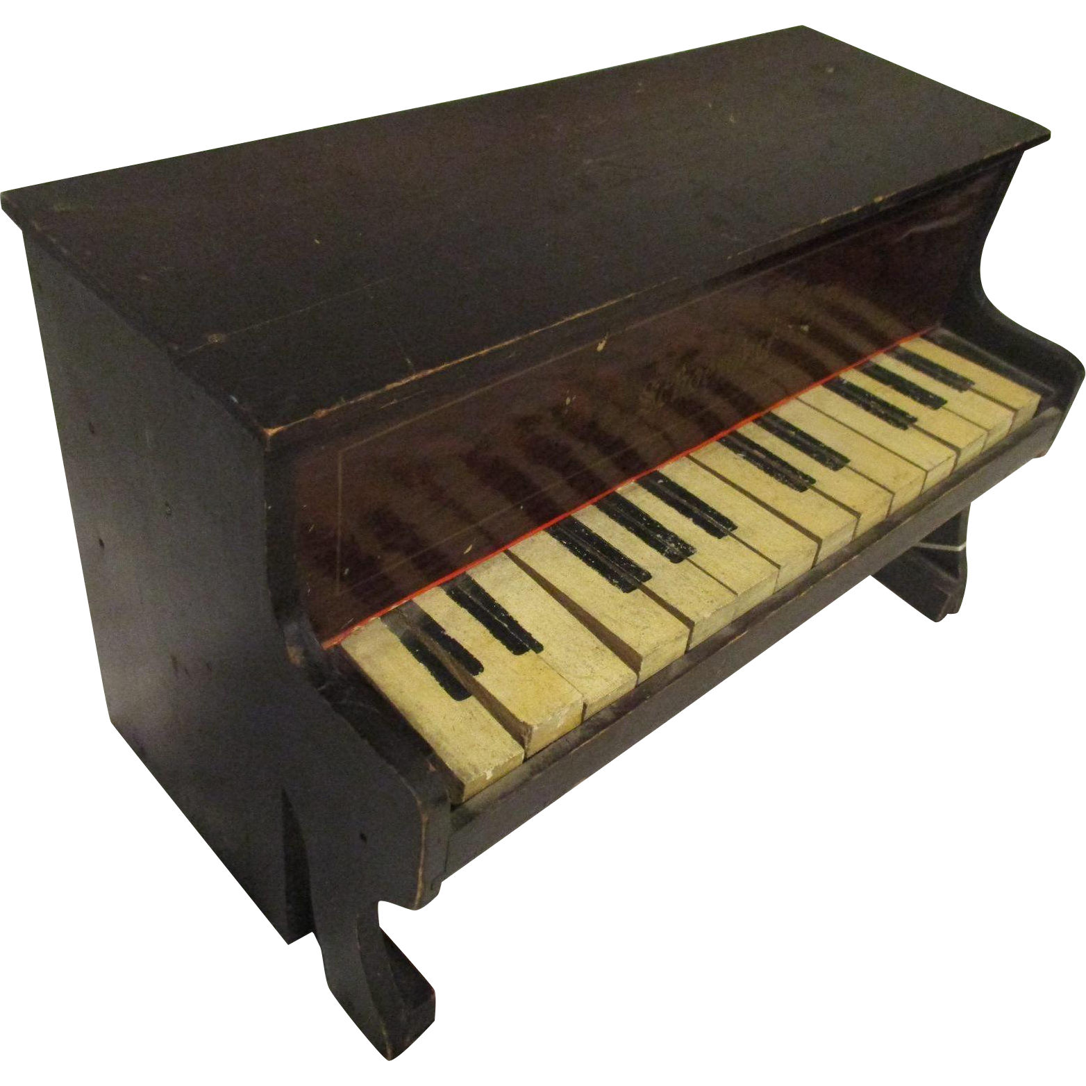 1900's Schoenhut Piano 14 Keys