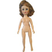 Little Miss Nancy Ann Storybook High Heel Doll 1950's