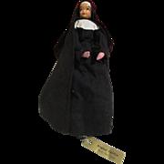"""7.75"""" Nun by Bernard Ravca 1941"""